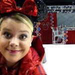Do you think theyll let me audition for Minnie? I already have my own props! #liveonk2 #DisneyOnIce http://t.co/Hny6TGxcmR