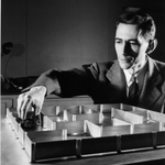 #TBT Claude Shannon: the @Umich Engineer who brought us from paper to pixels. http://t.co/D7mjqODzyo http://t.co/qYRYBN9wIe