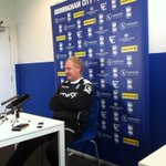 RT @sportbbcwm: Malcolm Crosby takes the #bcfc press conference in his caretaker capacity ahead of game with #afcb. http://t.co/bZInt6p0gx