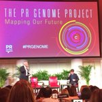 RT @TomRovine: Teddy Goff, big data czar from Obamas 2008 campaign. So impressive. #PRGENOME http://t.co/a8GoXLIysa