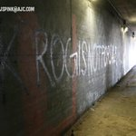 RT @ajc: PHOTOS: Atlantas Krog Street tunnel painted over in protest. http://t.co/kcsvZnkwnG http://t.co/GfhDIwU35Z