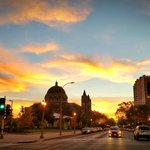 RT @ngfilla94: @chesterlampkin Sunrise and the Cathedral Basilica http://t.co/sjrwUm9Zgh