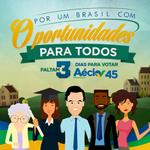 #Aecio45PeloBrasil http://t.co/VkmuJkxOZn