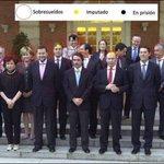 El 75% del Gobierno #Aznar está imputado, cobró sobresueldos o duerme en prisión http://t.co/q2Py5Hmp3S #corrupción http://t.co/7KrzqBAb8q