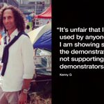 RT @CNN: .@officialkennyg hit a sour note, but he wants you to know he wasnt supporting #OccupyCentral http://t.co/L1B0jTtpFV http://t.co/gZ6Hq1BnR4