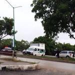 Precaución. Accidente de tránsito en Libramiento sur a la altura de antorcha en dirección poniente. #Tuxtla http://t.co/EDhxZ8ODNU