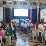 RT @CarlosMarioDj: En minutos inicia Asamblea Nacional de Personeros. @JuanManSantos hará acto de instalación en Valledupar. http://t.co/y4HnDfkYix