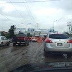 RT @AlertaChiapas: Tráfico en lib nte altura d la procu, la vía se encuentra en malas condiciones desde univ Pablo guardado en adelante http://t.co/PLVpr7Offm