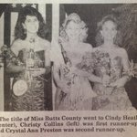 THROWBACK THURSDAY: Do you know any of these beauty queens pictured in the Jackson Progress-Argus Oct. 10, 1990? http://t.co/hfRBVM4VTm