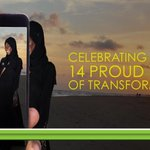 RT @SafaricomLtd: Today: Safaricom, The Better Option, celebrates 14 proud years of transforming lives. http://t.co/x30WYN9nY4