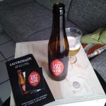 Voordeel van een zaak starten: lekkere producten uit de streek keuren! #content #luvanium #leuven #bier http://t.co/3kEGzEHMlV