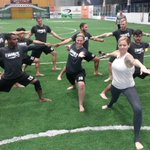 You can prevent injuries by doing yoga! Thats what Im doing with @MilwaukeeWave at 8:55 on @fox6wakeup http://t.co/zZeNtpYNLA