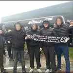 Beşiktaşlı taraftarlar Belgrad yolunda http://t.co/dWbYvuyzw5