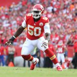 RT @ShaunWyman: 7 sacks in 6 games... #Chiefs LB @JHouston50 will join @SportsCenter at 1:20pm ET to talk about his hot start. http://t.co/ywcmpuEzbB