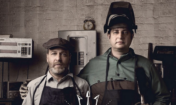 Two of our favorite comedians, @EugeneMirman and @HJBenjamin, have opened up a general store http://t.co/qI8mHeOwXp http://t.co/J2PBRLiX2T