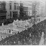 RT @civilrightsorg: #TBT to 99 years ago, when more than 25K women marched in a pre-election suffrage parade in NYC. http://t.co/gSdIF9UZ5T