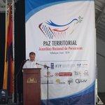 Ahora el turno es para Procurador General Alejandro Ordóñez @ConcejoValledup en su presentación Asamblea personeros http://t.co/X78Q8yJY1l