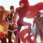 """""""@EW: Check out Marvels latest mystery teaser, Inhumans: Attilan Rising: http://t.co/gfHOcYoxid http://t.co/yTnt28jC4n"""""""