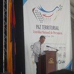 Palabras del @PGN_COL en Asamblea Nacional de Personeros @ponchitocampo @ATLinnovacion @luismonsalvo #PazTerritorial http://t.co/3QNra3HCxK