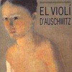 """La primera coberta d""""El violí dAuschwitz"""", de fa 20 anys. Quin luxe haver conegut M. Àngels Anglada. @PontasAgency http://t.co/kaAmLKK3DY"""