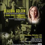 RT @cornellilr: @cornell 4:30 today, open to public: #Harvard economist Claudia Goldin on equal pay @cornellsun @ithacavoice http://t.co/miFrMmov0o