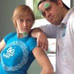 @diabeteshf: Emily and @AskManny rep #Basecamp @37Signals in the @diabeteshf office! #BigBlueTest http://t.co/UPmnI9qaCk