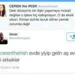 #BenimleTavukDönerYermisin En iyi Tavuk Döner tweeti ve cevabı... İyi güldüm valla.???? http://t.co/J1NiUwlJOK