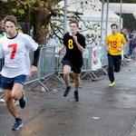 Studentenvereniging #VTK wint historische editie van #24urenloop. Bekijk hier onze fotos http://t.co/C5NCoZr2kB http://t.co/ItcXwcISSg