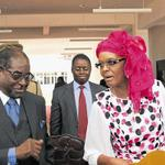 RT @SundayTimesZA: Grace Mugabe announces candidacy to succeed husband Robert Mugabe - http://t.co/bHvHYysrzr http://t.co/SonxKPcvAs