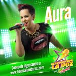 ¡Votá por Aura Sasso para ser la ganadora de #LaVozTropical! Para votar dale click aquí: http://t.co/yYvEsk1etW http://t.co/FUnRkTgBBi