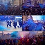 RT @FBAwayDays: 10,000 Everton fans in Lille today. Class. #efc http://t.co/TE8WccbVyZ
