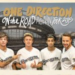 RT @Brewers: .@OneDirections 2015 #OnTheRoadAgain1D Tour is coming 8/25! Tickets on sale 11/1: http://t.co/EG3o8jSl1b. http://t.co/qVNZurT7T2