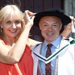 RT @UCC: Well be glued to @itvthismorning 2moro for @grahnort. What a buzz when he was conferred @UCC! (pic with @MiriamOCal) http://t.co/PNiDlEFeBn