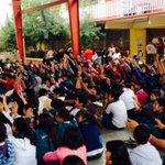 """""""Prevención de la violencia"""" en la secundaria Otilio González, turno matutino #Saltillo SEJUVE #Coahuila http://t.co/9vY75oku6N"""