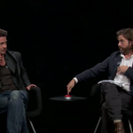Zach Galifianakis veers dangerously close Aniston in Brad Pitt interview: http://t.co/AA6YqI5gMZ http://t.co/MREhJv4pGa