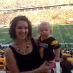 RT @brentjones4: My son Jax has been #blackgold4ever since he was born! @SouthernMiss @usmalumni @USMGoldenEagles http://t.co/1CDHoaKbVM