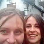#sal at the #sal #yeoldesalutationinn #nottingham with @KioraScott #lovenotts http://t.co/5NMgT2hFcs