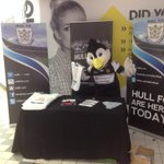 RT @hullfcofficial: Airlie Bird is all set up and ready. Join us @PrincesQuayHull from 6pm with @crgreeny arriving soon! http://t.co/MruPppVCSu