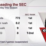 If reinstated, theres no doubt in my mind that Gurley will compete for the Heisman. Assuming he continues to dominate http://t.co/pzZfKLnGj0