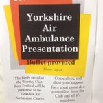 Presentation to @YorkshireAirAmb 25/10 8PM money from #beerfestival all welcome #sheffieldissuper #Barnsleyisbrill http://t.co/587fkxENDt