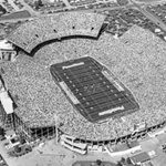 #TBT to a sellout crowd and a full Beaver Stadium in the 1990s! Good luck @PennStateFball this weekend! #GoPSU http://t.co/szphvzpDga