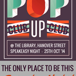 RT @kickbackcorp: Pop up club! Happening this #Saturday in the Library on Hanover Street! The only place to befor @corkjazzfest http://t.co/s3HmaXXzKF