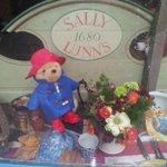 MT @sallylunns: Someone is enjoying @greatbathfeast - just 1 week left! @BathFoodies @ThePigGuide http://t.co/NzwI6jdw8q