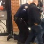 NYPD Officer Kicks Fellow Officer in the Head During Arrest | http://t.co/3IwK7gTqoV http://t.co/y3aibx51Jz