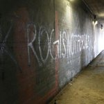 Public art for profit? Artists paint over iconic Krog Street Tunnel in protest http://t.co/WS5XvCqbDE http://t.co/1Sq3wqBicq