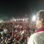 RT @PTIofficial: #SpecialNeedsDayWithIK Tonight at Azadi Square, pic via @aqibmughal89 http://t.co/zuSrrH8kwN