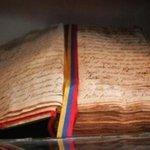 #TalDiaComoHoy de 1907 aparece el original del Acta de Independencia #Venezuela http://t.co/8OHnRYAlcQ @Mincioficial http://t.co/JYfERwhwn1