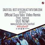 RT @SautiSol: SURA YAKO REMIX (OFFICIAL MUSIC VIDEO) WATCH IT HERE : @SautiSol Featuring @Iyanya #AfricaTurnUp KARIBU KENYA !!! http://t.co/7VIClqH7cb