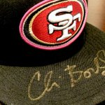 RT @49ers: Win a hat signed by Chris Borland. RT by 11am to enter. RULES: http://t.co/eA1h82o4vT 1-ON-1: http://t.co/mNYTqoVg1W http://t.co/ROTsdFZjcN