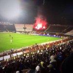 Dünyanın en zor deplasmanında Beşiktaş taraftarı Belgradı ateşe verdi. http://t.co/skZZjxmEHT